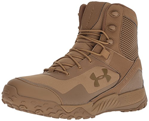 Under Armour UA Valsetz Rts 1.5, Stivali da Escursionismo Uomo, Marrone (Coyote Brown 200), 41 EU