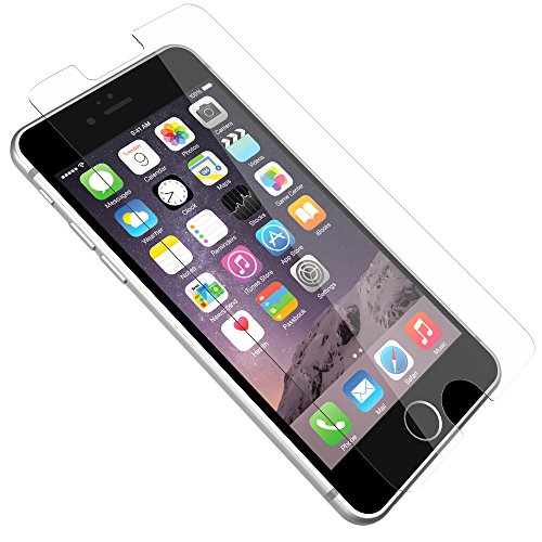 OtterBox Clearly Protected Alpha Glass Display Schutzglas für Apple iPhone 6/6s/7 (Case 5s Otter Handy Iphone Box)