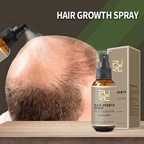 P12cheng Haarwachstums-Serum, Haarwachstumsessenz, 20 ml, Haarwachstumsessenz, Anti-Verlust-Spray, nährstoffreiches Öl, zur Kontrolle der Kopfhaut, Pflege des Haares Mehrfarbig -