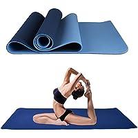 bigtree – Esterilla de yoga, 183 cm x 61 cm x 6 mm Eco Friendly