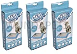 Pet Brands - Katzenklo-Einlagen, mittelgroß, 3 x 12 Stück