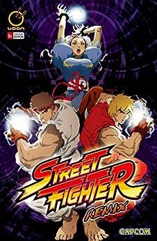 Street Fighter Remix 0 Ebook Ken Siu Chong Andrew Hou