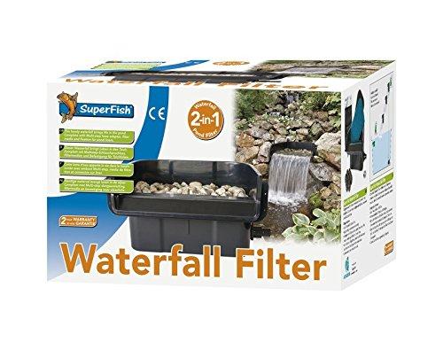 Cascade - lame d'eau pour décorer votre bassin de jardin