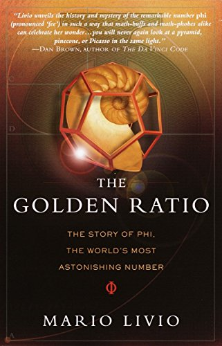 The Golden Ratio: The Story of Phi, the World's Most Astonishing Number por Mario Livio