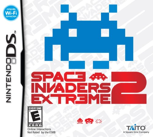 Space Invaders Extreme 2 [DVD de Audio]