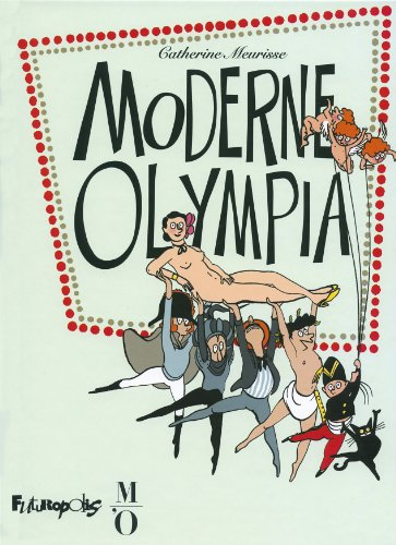 Moderne Olympia par Catherine Meurisse