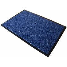 Floortex - Tappeti Antipolvere, Blu, 60 x 90 cm