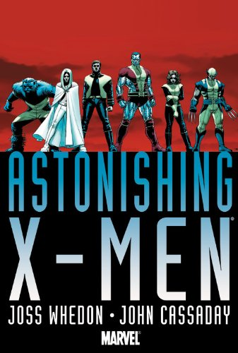 Astonishing X-Men By Joss Whedon & John Cassaday Omnibus HC