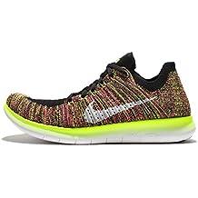 Nike Wmns Free Rn Flyknit Oc, Zapatillas de Running para Mujer