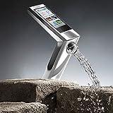 Axiba digitale elektrische Küchenarmatur Touch Induktions