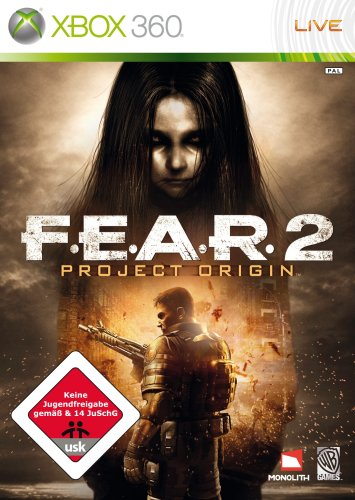 F.E.A.R. 2: Project Origin - Horror Xbox 360
