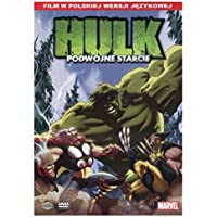 Hulk Vs. Thor, Hulk Vs Wolverine [DVD] (English audio. English subtitles) by Fred Tatasciore