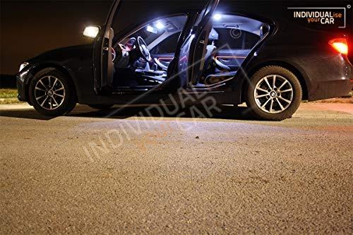 Innenraumbeleuchtung SET für 3er F30 Limousine - Cool-White Panoramadach Nein