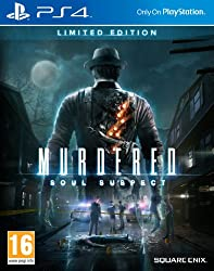 Murdered: Soul Suspect Limited Edition (Ps4) (Uk Import)
