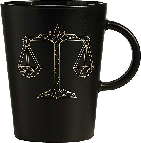 Zauberwerk Kaffeebecher Sternzeichen Waage, 380 ml