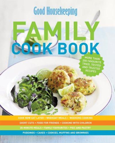 Ghk Family Cookbook