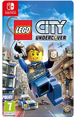 LEGO City Undercover [Edizione: Francia]