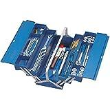 Gedore 1335 L - Caja de herramienta, vacío, 5 compartimentos, 210x535x225 mm