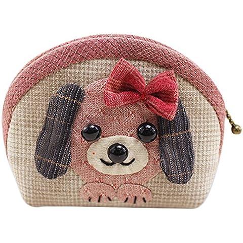 Cucciolo Borsa Kit da cucito Craft regalo animali Pattern pretagliata per progetto (Cane)