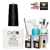 CND Shellac Studio White Starter Kit