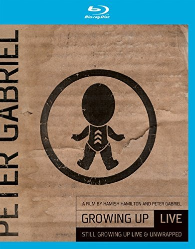 Peter Gabriel - Growing Up+Still Growing Up:Live&Unwrapped (Blu-Ray Audio)