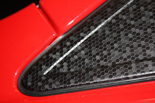 Preisvergleich Produktbild Oracal 975 HC 070 Muster,  Wabenfolie für die Fahrzeugfolierung,  Musterstück ca. 9x20cm