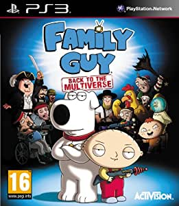 Family Guy: Back to the Multiverse (PS3)