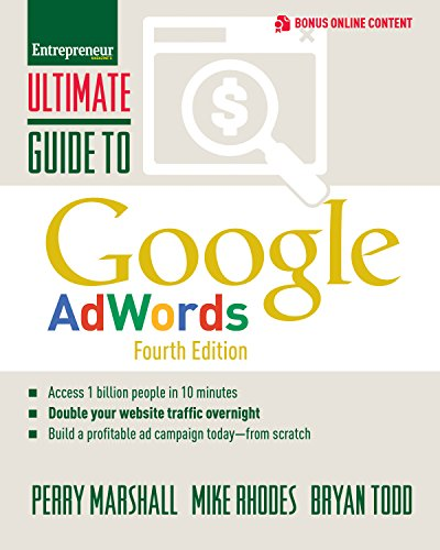 Ultimate Guide to Google AdWords: How to Access 1 Billion People in 10 Minutes (Ultimate Series) Ultimate Access-serie