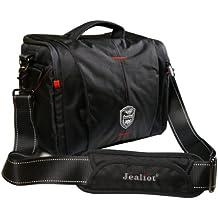 Jealiot, SLR-Custodia per fotocamera Leica SL (Typ 601) più fino a 3 obiettivi e altri accessori