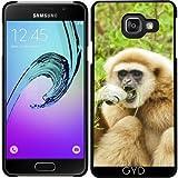 Coque pour Samsung Galaxy A3 2016 (SM-A310) - Gibbon Main by Djuranne