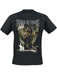 Cradle of Filth -Kracken- men's black tee