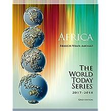 Africa 2017-2018