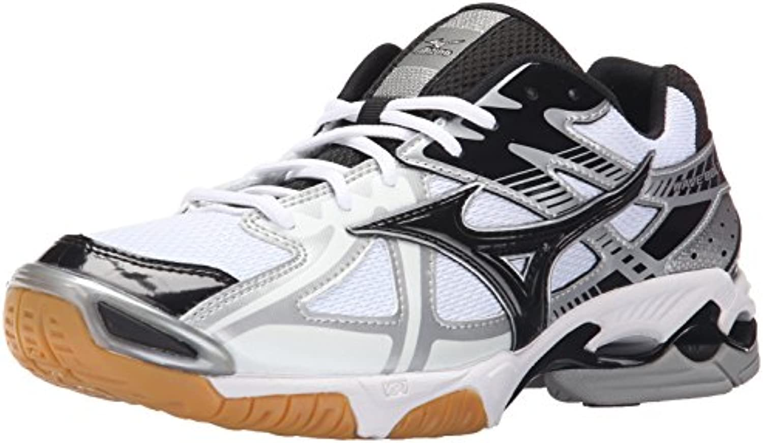 Mizuno Men's Wave Bolt 4 Mens Wh bk Volleyball Shoe
