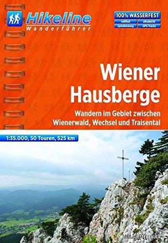 Wiener Hausberge Wandern im Gebiet zwischen Wienerwald, Wech 2013