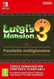 Pacchetto multigiocatore di Luigi's Mansion 3 | Nintendo Switch - Codice download, 7 a