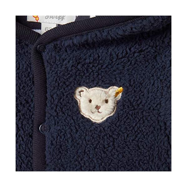 Steiff Fleece Jacket Sudadera para Bebés 3
