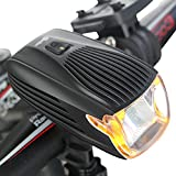 Meilan CREE LED Fahrradlicht, USB aufladbare Fahrradlampe, automatische Licht System, gelb Tages Licht, Taschenlampe, wasserdicht und einfach zu oder