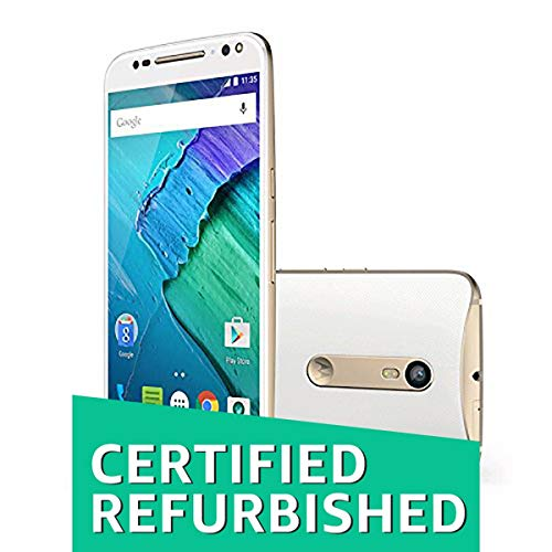 (CERTIFIED REFURBISHED) Motorola Moto X Style XT1572 (White, 32GB)