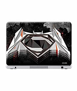 Licensed DC Comics Batman, Superman Laptop Skins For HP G4