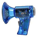 Gaddrt Lustiger Multi Voice Changer Verstärker 3 Verschiedene Stimmen Spaß Spielzeug Lautsprecher Kinder Geschenk Spielzeug (Blue)