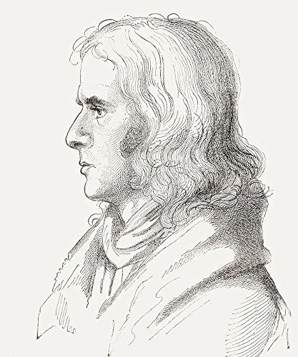 Ken Welsh / Design Pics – Adelbert Von Chamisso 1781 ? Photo Print (33,02 x 38,10 cm)