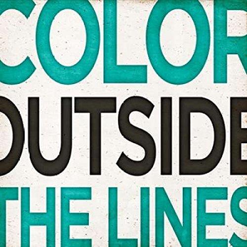 The Poster Corp Sundance Studio - Outside Square Border II Kunstdruck (60,96 x 60,96 cm)