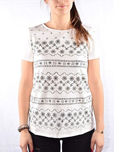 max-mara-damen-t-shirt-weiss-bianco-s