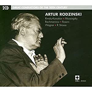 Great Conductors of the 20th Century - Artur Rodzinski