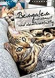 Bengalen - verschmust und abenteuerlustig (Wandkalender 2020 DIN A4 hoch): Ein Jahresplaner mit zwei abenteuerlustigen und verschmusten Bengalen (Planer, 14 Seiten ) (CALVENDO Tiere)