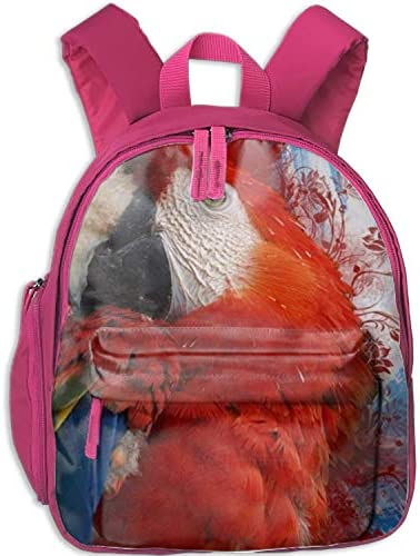 8fcc99561c Scarlet Macaw Insulated Toddler Backpack,School Bag | 2019 Nuovo Nuovo  Nuovo | riparazione | Il Prezzo Di Liquidazione 373846