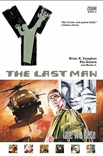 Y - The Last Man, Bd. 2: Tage wie diese