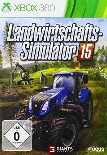Landwirtschafts-Simulator 15 (Simulator-spiele Für Xbox 360)