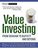 Value Investing [Paperback] Bruce C. N. Greenwald