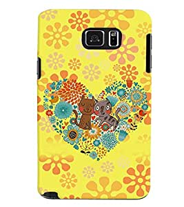 GADGET LOOKS PRINTED BACK COVER FOR SAMSUNG GALAXY NOTE 5 MULTICOLOUR